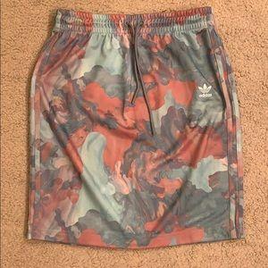 Adidas Pastel Multicolor Skirt (NWT)